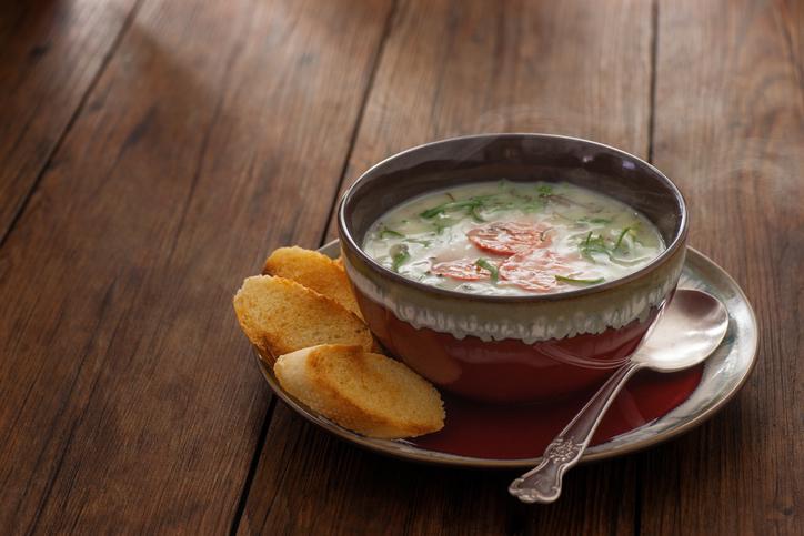 Caldo Verde, soup from Portugal