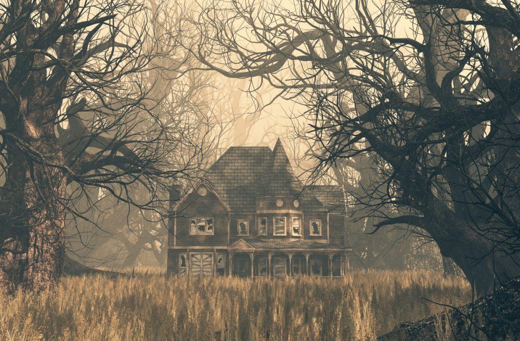 Spooky virtual tours