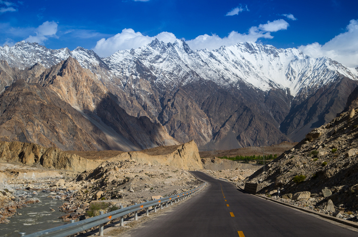 Highway Of Karakoram
