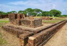 Archaeological city of Lothal, Gujarat