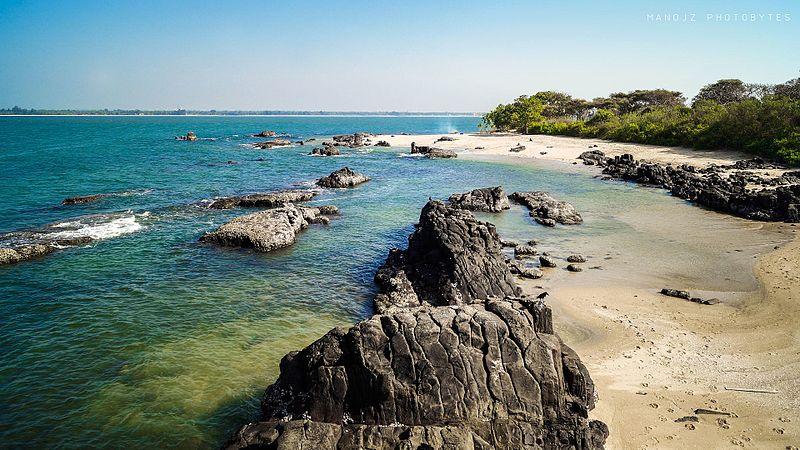 St Mary's Island in India, Island in Udupi, Karnataka, island in india