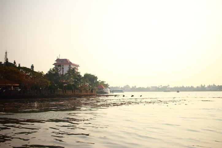 Willingdon Islands, Kochi, Kerala, Islands in India