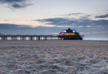 The Belgium Pier, Blankenberge, offbeat place in Belgium