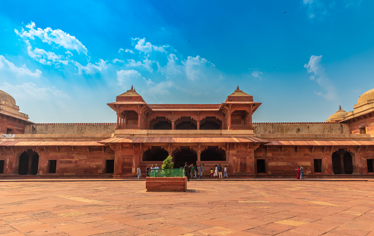 Jodha Bai ka Rauza, famous places in Agra
