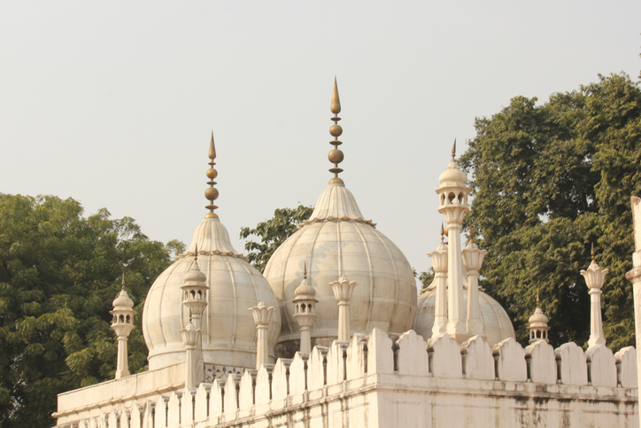 Moti Masjid, famous places in Agra