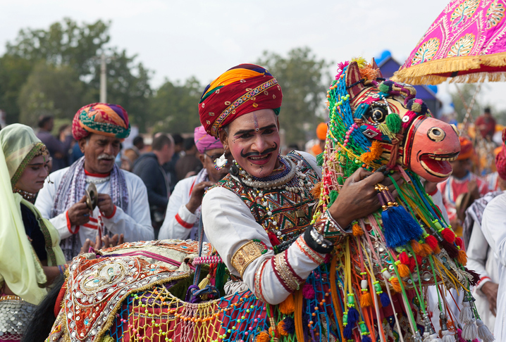 Folk dances of Rajasthan