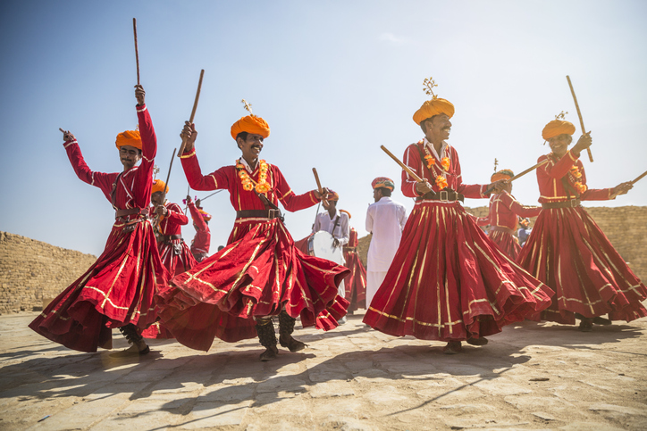 Folk Dances of Rajasthan, Gair