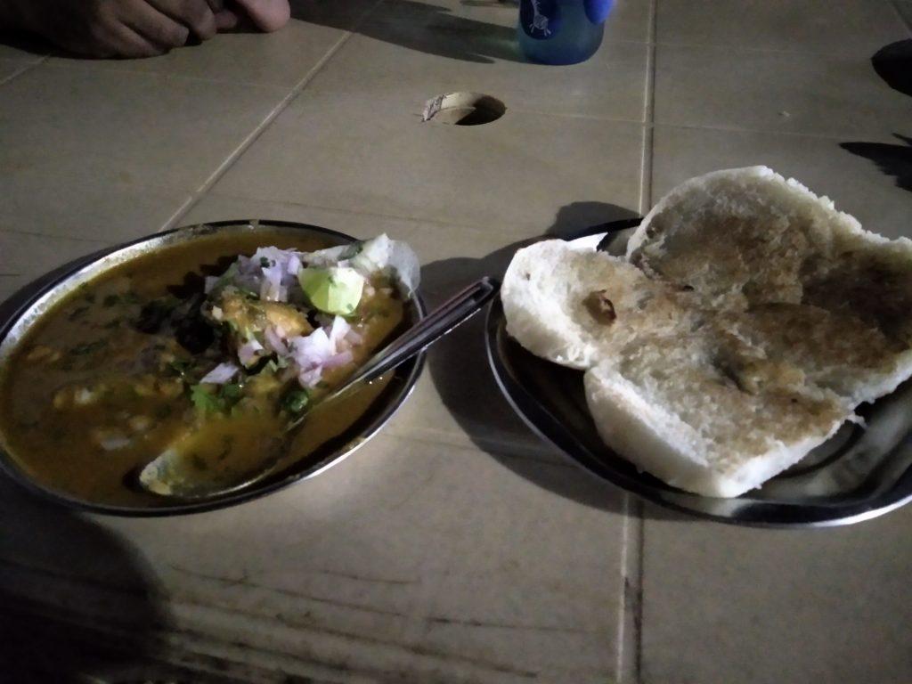 Ravi's Ras Omelette Gaado, Goa