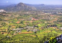 Nandi Hills, one day trips from Bangalore