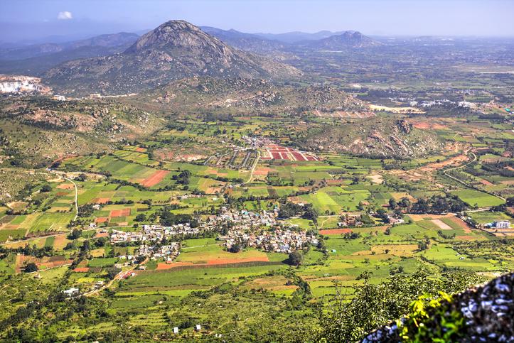 Nandi Hills, one day trips from Bangalore