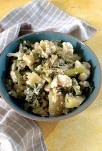 Bai, a breakfast dish from Mizoram, India