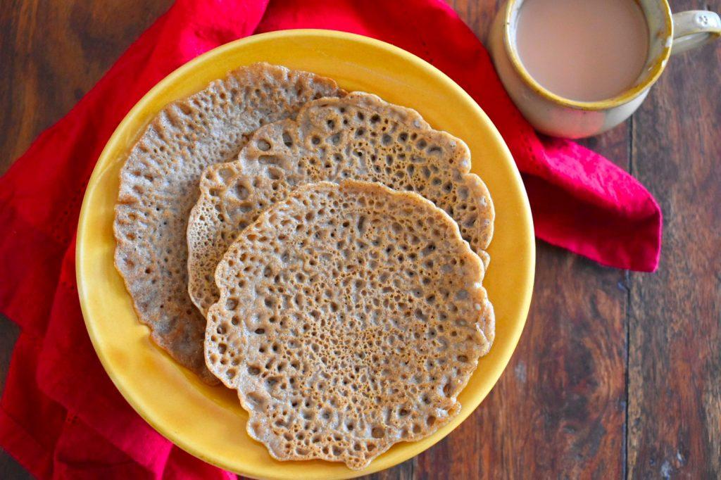 Indian breakfast, Khura, Arunachal Pradesh