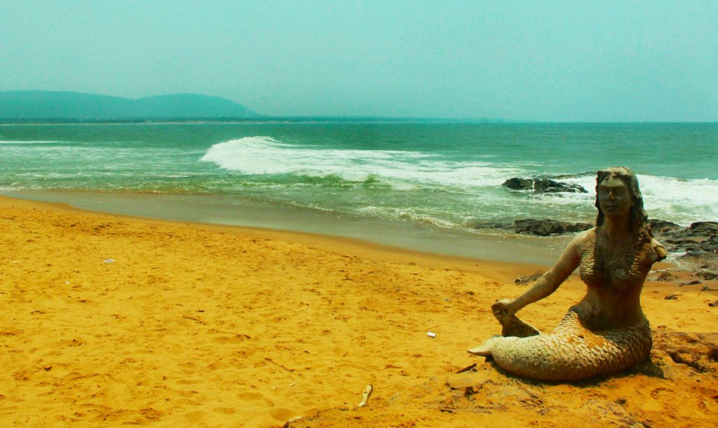 Bheemli beach, Andhra Pradesh