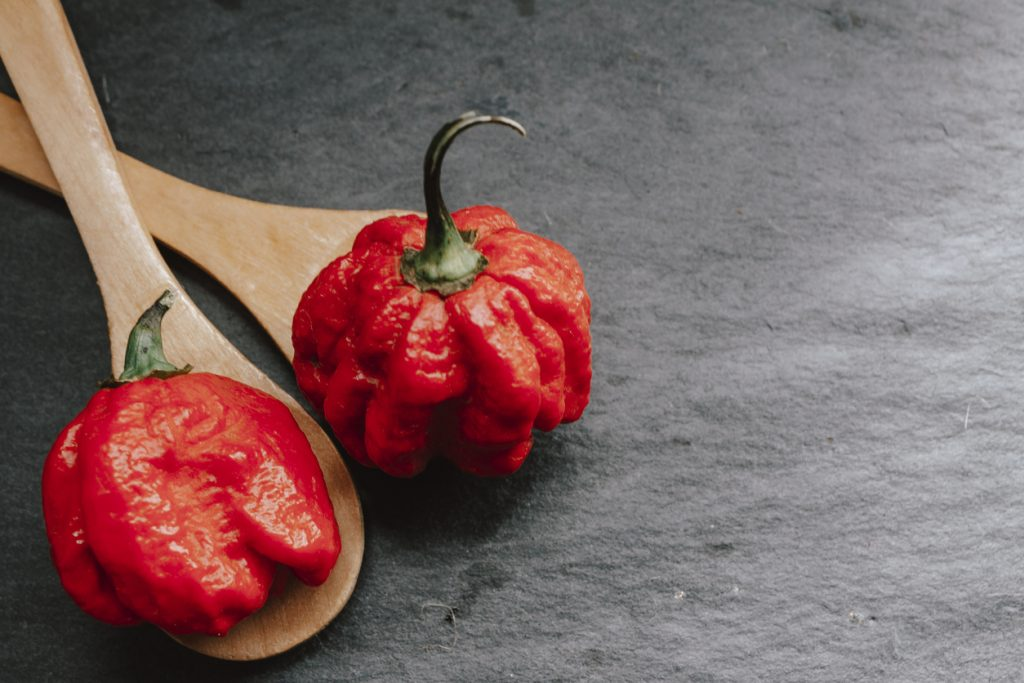 Red hot peppers, Caribbean fun facts