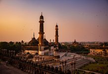 Bara Imambara, places to visit inLucknow