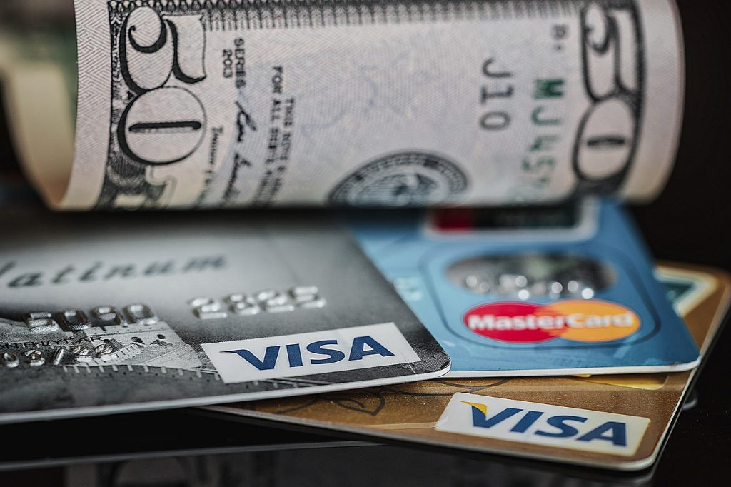 Credit cards are an important aspect of travel