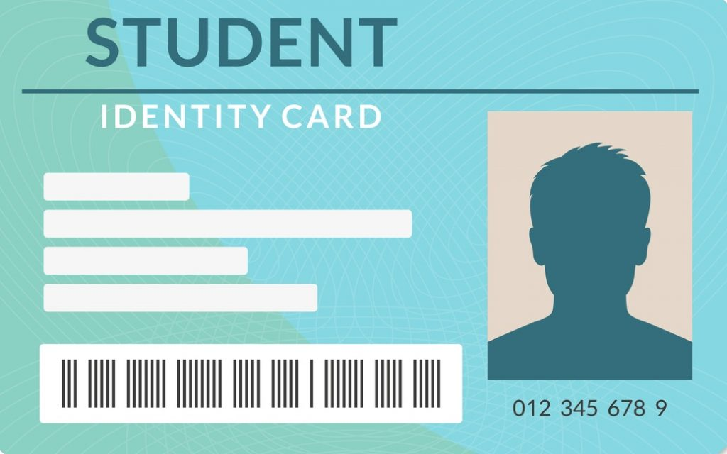 You can use student ID to get discounts while travelling, budget backpacking