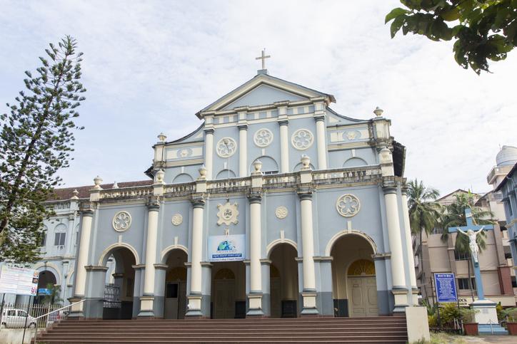 St Aloysius chapel, places to visit in Mangalore