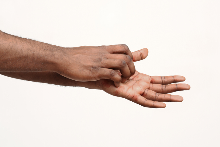 Scratching an itchy palm, superstitions in india