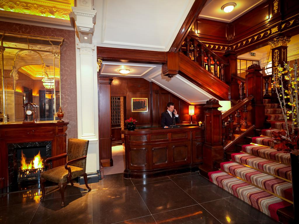 Hotel Connaught, London, UK is among the most expensive hotels in the world
