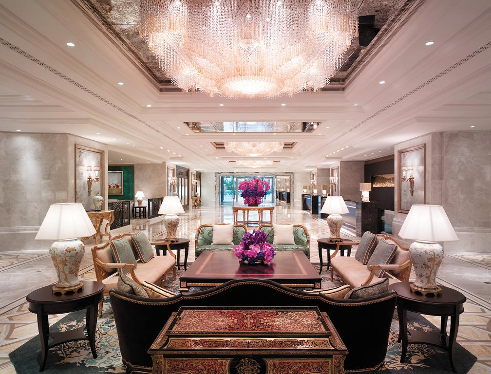 Shangri-La Bosphorus, Istanbul, Turkey, most expensive hotels in the world