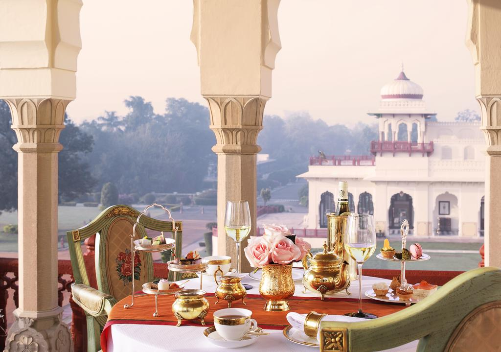 Rambagh Palace, Jaipur, India one of the most expensive hotels in the world