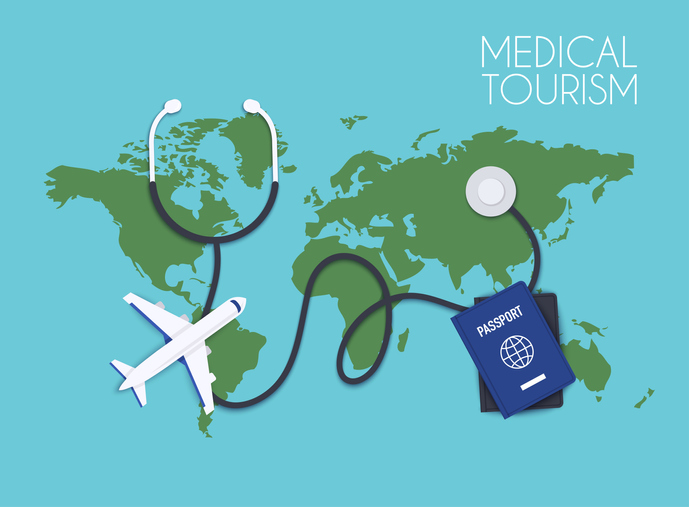 Cosmetic surgery tourism