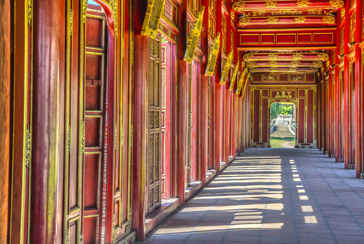 Imperial Palace at Hue, things to do in vietnam