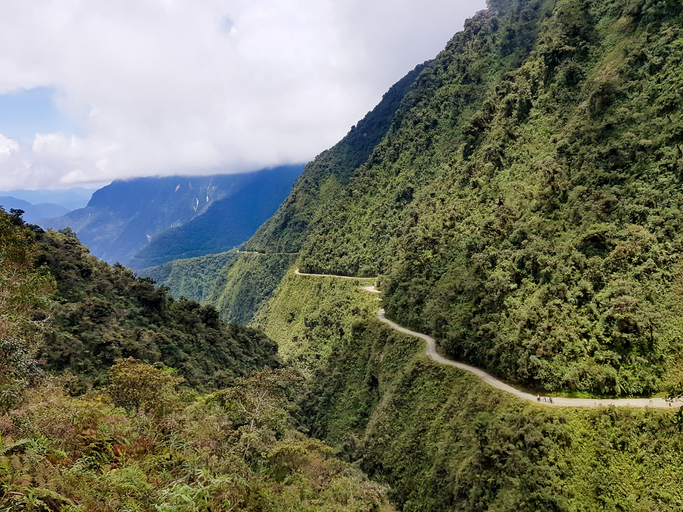 North Yungas Road, the world's dangerous roads