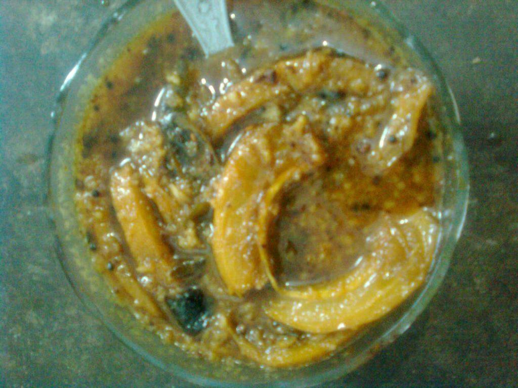 Ou Khatta, a dish from Assam
