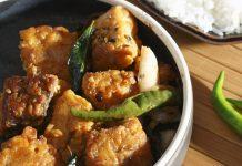 Chepala Vepudu - a popular Fish fry from Andhra, Rayalaseema food