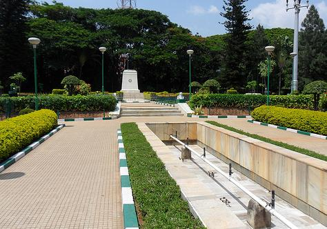 Cariappa Memorial Park, one of the best parks in Bangalore