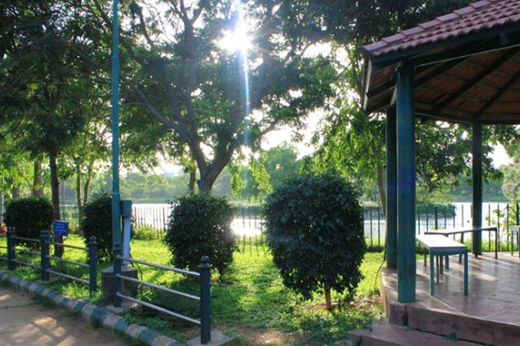Jaya Prakash Narayan Or JP Park, one of the best parks in Bangalore