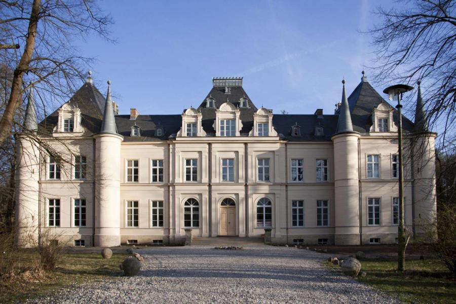 Waldhotel Winden: Lanke Kalesi (Schloss Lanke), Brandenburg