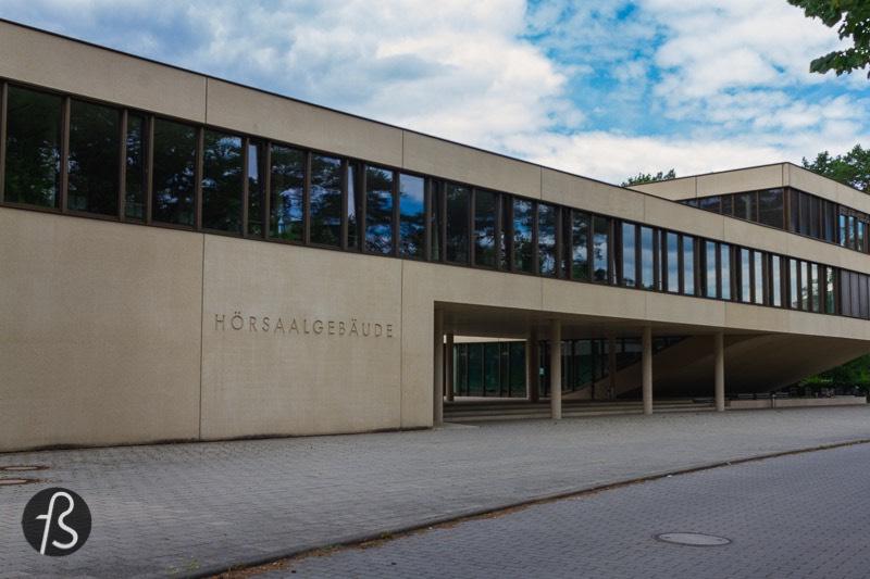 Winden Halk Kütüphanesi: Finans İçin Uygulamalı Bilimler Üniversitesi, Königs Wusterhausen
