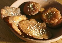 Arisa or Arisalu a telangana food item