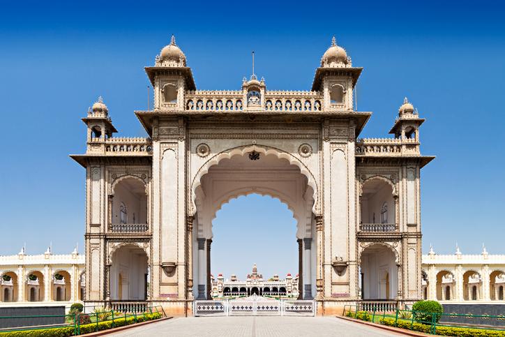 Amba Vilas Mysore Palace in Mysore, India, Mysore Wodeyar