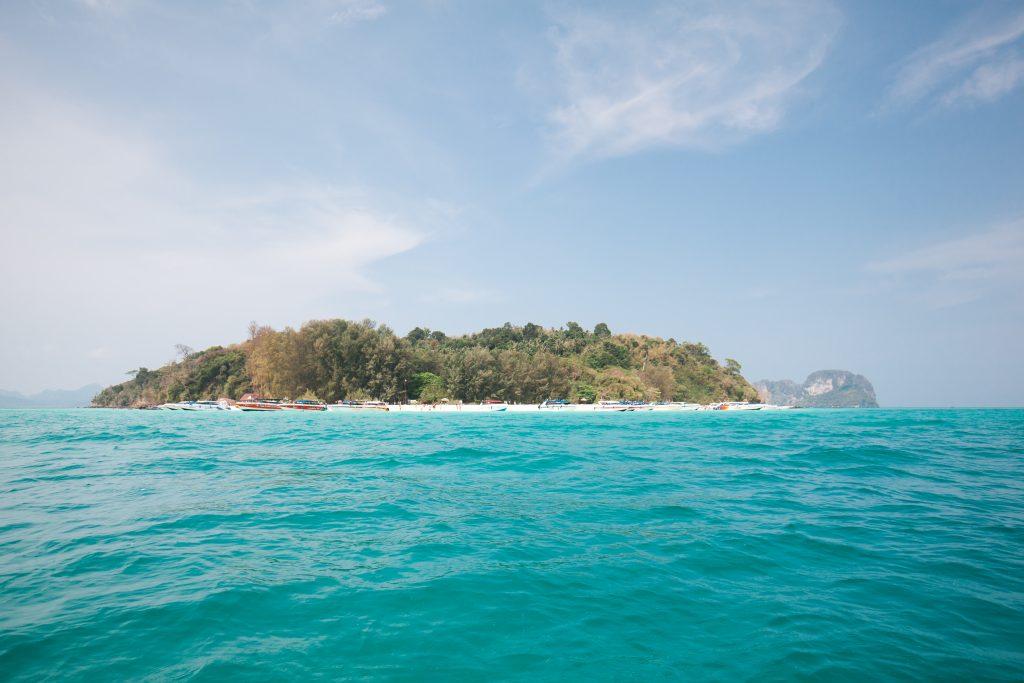 Bamboo Island at Pattaya, Thailand