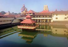 Sri Krishna Temple in Udupi, Karnataka, India