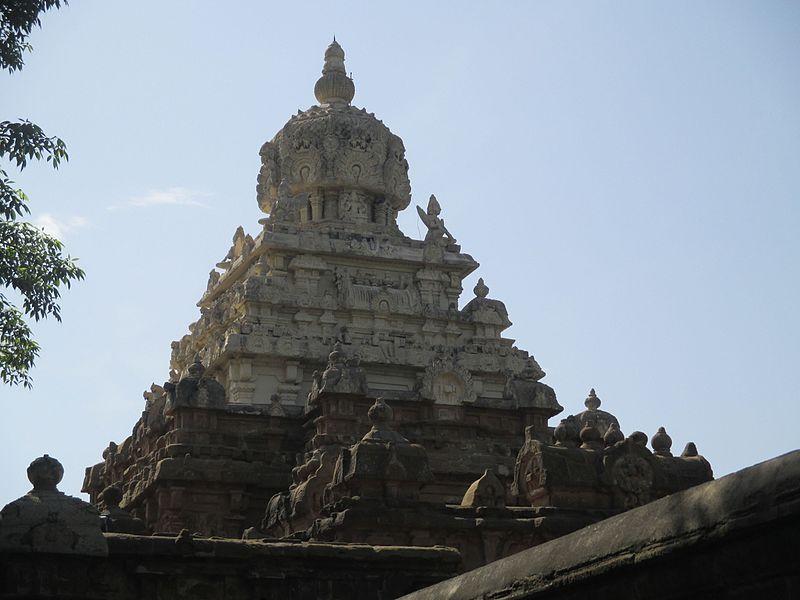 Vaikuntha Perumal Temple, temples in Kanchipuram