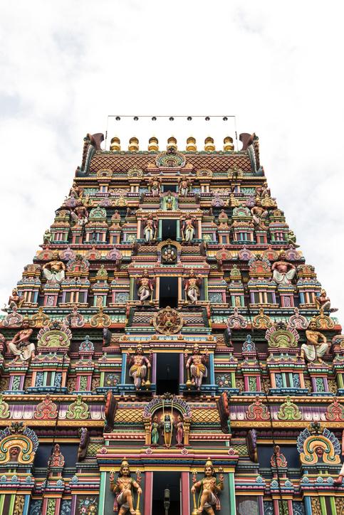 Varadaraja Perumal Temple in Kanchipuram