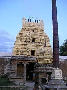 Sathyanatheswarar Temple
