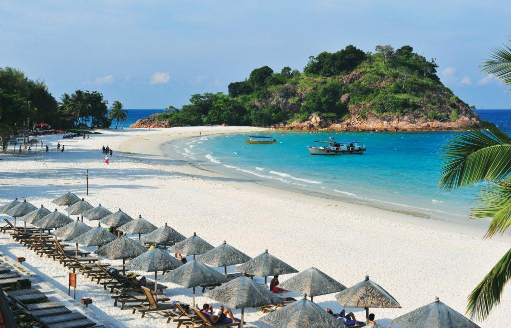 Laguna Resort, Redang Island, Malaysia.