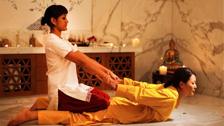 spas in Delhi