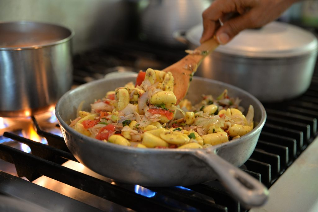 Ackee And Saltfish From Jamaica