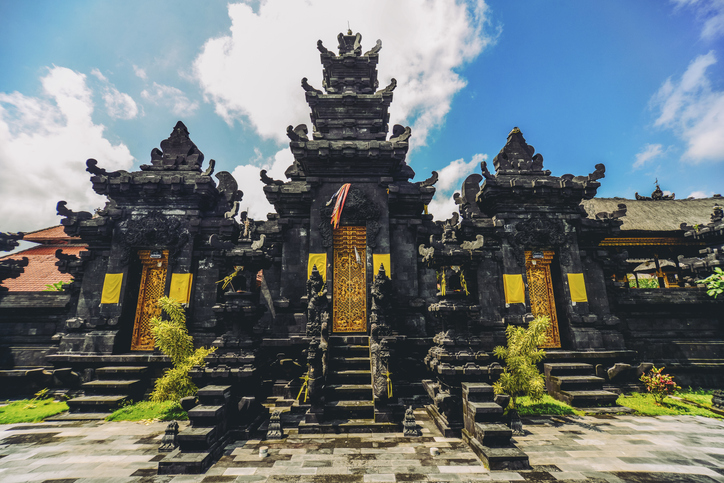 Temples are chief attractions in Bali