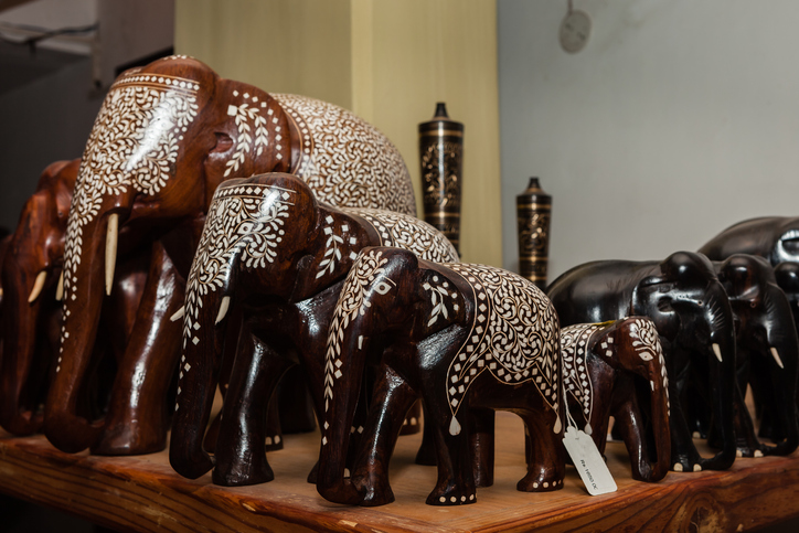 Indian handicraft authentic shopping in Mysore