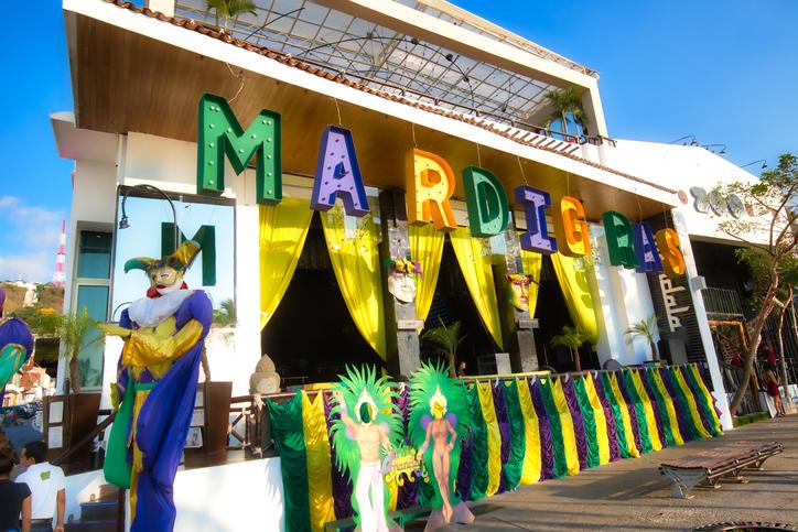 Malecon entertainment area, bars and dance clubs in Havana, Cuba