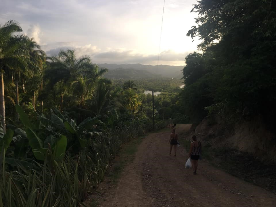 Disccovering cuba by Hiking through the nature of Baracoa