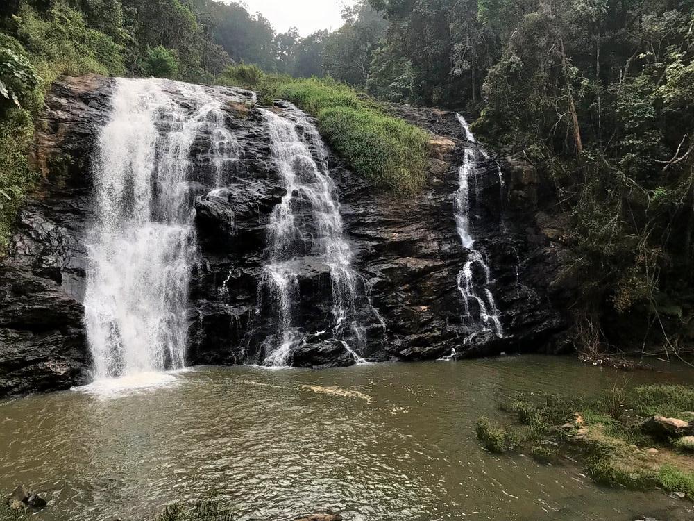 Hadlu Waterfall is a must-visit place in Sakleshpur